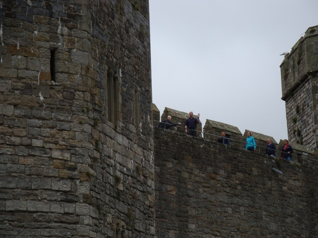 boys on walls