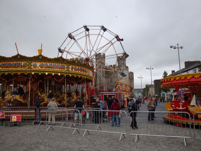 carnival at caernarvon