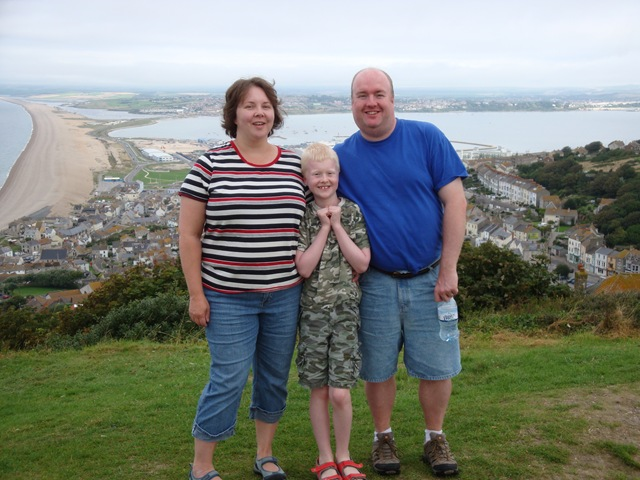 family at chesil beach