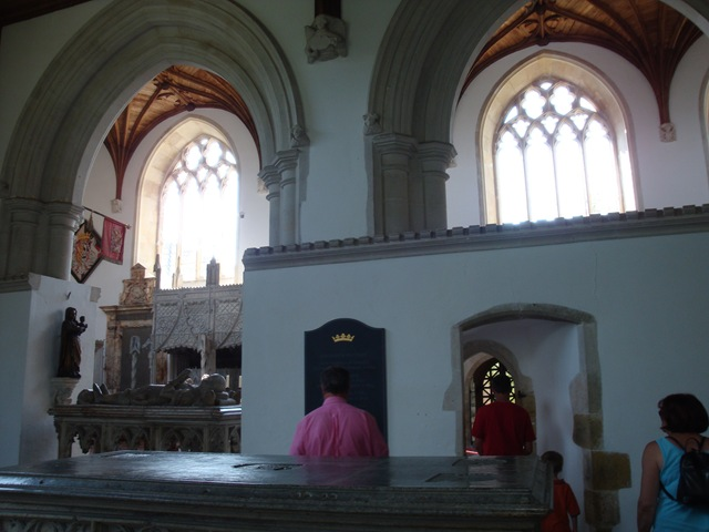 Inside the Chapel 3