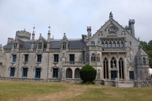 Chateau de Keriolet, easily the cutest castle we saw.  Excellent private tour in English!
